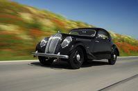 Der beliebte POPULAR wurde als SKODA POPULAR MONTE CARLO als Roadster und Coupé gebaut. Bild: SMB Fotograf: Skoda Auto Deutschland GmbH