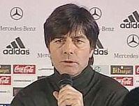 Joachim Löw auf Pressekonferenz der Nationalmannschaft. Bild: dts Nachrichtenagentur