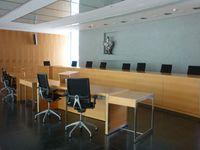 Bundesgerichtshof: Sitzungssaal 04 der Zivilsenate, Nordgebäude