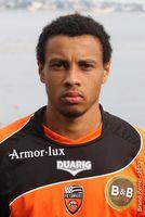 Coquelin im Trikot des FC Lorient (2010)