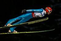 Skisprung: FIS NordicWold Ski Championships, Skisprung Herren - Val di Fiemme (ITA) - 22.02.2013 - 02.03.2013 Bild: DSV