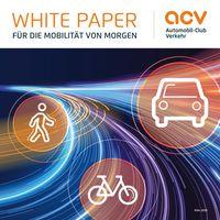 "ACV White Paper /  Bild: ""obs/ACV Automobil-Club Verkehr"""