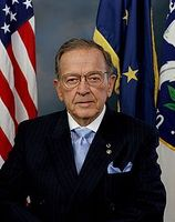 Ted Stevens Bild: United States Congress