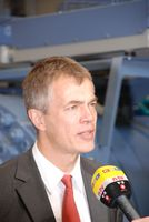Minister Johannes Remmel (Bündnis 90/Die Grünen)