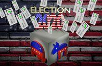 Election USA (Symbolbild)