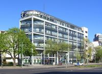 Deutschland-Zentrale von Scientology in Berlin