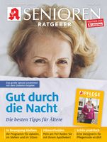 Titelbild Senioren Ratgeber Februar 2021.  Bild: Wort & Bild Verlag Fotograf: Wort & Bild Verlag
