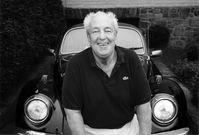 Heinz Eckner – fotografiert von Stuart Mentiply