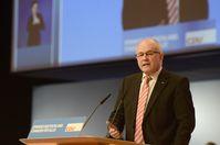 Kauder auf dem CDU-Parteitag 2012