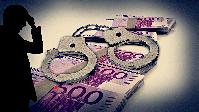 Handschellen (Symbolbild):