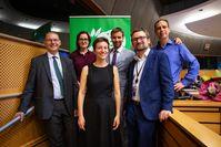 Europäische PIRATEN nahmen an der Sitzung der Fraktion Grüne/Europäische Freie Allianz teil
