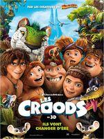 """Kinoplakat """"Die Croods"""""""