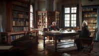 Salomon Rothschild wird enger Vertrauter von Staatskanzler Metternich.  Bild: ZDF Fotograf: ZDF/SRF/RAUMFILM