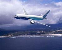 Boeing 767: kann in Zukunft vielleicht mit Speiseöl fliegen. Bild: boeing.com
