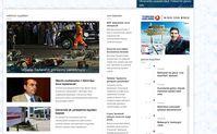Screenshot der Webseite von Anadolu Agency