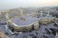 """Kaaba (Symbolbild): Ein mehrfaches an Menschen darf, wenn mehr Häuser in Deutschland gebaut sind, hierher kommen als """"Nachzug"""""""