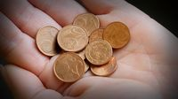 Kleingeld, Peanuts (Symbolbild)