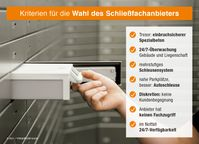 Wenn Bankfilialen schließen: Tipps für die Wahl eines privaten Schließfachanbieters. Bild: STAHLRAUM GmbH Fotograf: STAHLRAUM GmbH