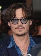 Johnny Depp im Oktober 2011