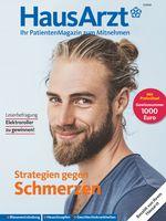 """Titelcover HausArzt-PatientenMagazin Ausgabe II/2020 /  Bild: """"obs/Wort & Bild Verlag - Gesundheitsmeldungen"""""""