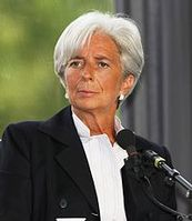 Christine Madeleine Odette Lagarde Bild: MEDEF / de.wikipedia.org