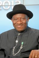 Goodluck Jonathan (2013)