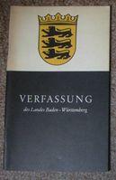 Verfassung des Landes Baden-Württemberg (Symbolbild)