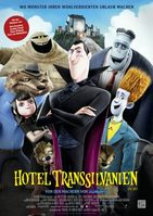 """Hotel Transsilvanien"" Kinoplakat"