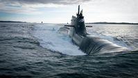 U36 in norwegischen Gewässern