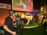 Aufzeichnung von screen-shot – die eSport Bundesliga für das DSF
