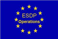 Logo der europäischen GSVP-Operationen
