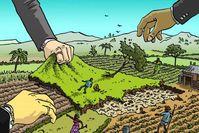 Eigentümer Westlicher und Fernöstlicher Konzerne beuten auch Afrika aus.
