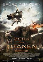 """Zorn der Titanen"" Kinoplakat"