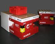 KARIS: Mobile und flexible Helfer für die Logistik (Foto: IFL)
