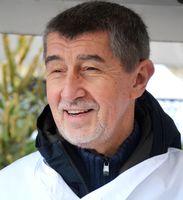 Andrej Babiš (2017)