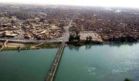 Irak: Stadtansicht von Mosul