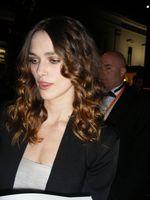 Knightley bei der Verleihung der British Academy Film Awards 2008