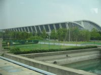 Flughafen Pudong