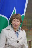 Dr. Christel Happach-Kasan, hier als Vorsitzende der Schutzgemeinschaft Deutscher Wald am 15. April 2012