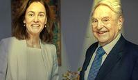 George Soros' Einfluss auf Deutschland: Sieht so gelebte Demokratie aus?