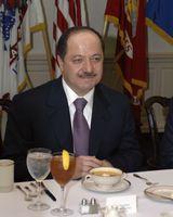 Masud Barzani, 2005