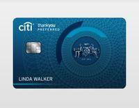 """thankyou""-Kreditkarte der Citigroup: Klage gegen AT&T. Bild: citi.com"
