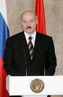 Alexander Lukaschenko (Aljaksandr Ryhorawitsch Lukaschenka) Bild: wikipedia.org