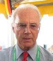 Franz Beckenbauer Bild: Immanuel Giel