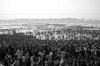 Die Kumbh Mela gilt als das größte religiöse Fest des Hinduismus und der Welt.