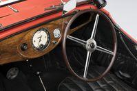 Der Wagen mit Faltdach war unter anderem mit einer Heizung sowie einer teilweise elektrisch beheizten Windschutzscheibe ausgestattet. Bild: SMB Fotograf: Skoda Auto Deutschland GmbH
