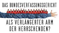 """Bild: SS Video: """" """"Das Bundesverfassungsgericht als verlängerter Arm der Herrschenden?"""""""" (www.kla.tv/19935) / Eigenes Werk"""