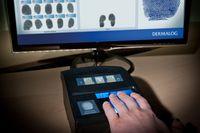 "Bild: ""obs/Dermalog Identification Systems GmbH"""
