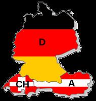 D-A-CH-Länder