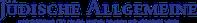 Logo Jüdische Allgemeine